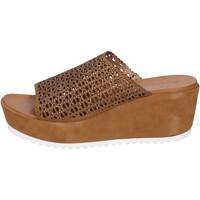 Sko Dame Sandaler Femme Plus Sandaler BK620 Brun