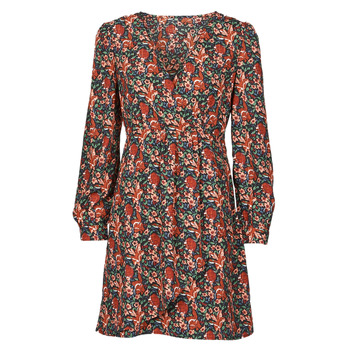 textil Dame Korte kjoler Betty London NOMIM Sort / Rød