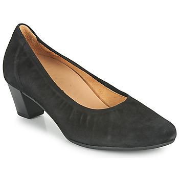 Sko Dame Højhælede sko Gabor 6618047 Sort