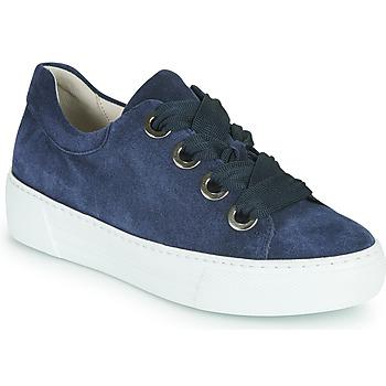 Sko Dame Lave sneakers Gabor 6646446 Marineblå