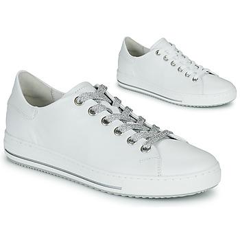 Sko Dame Lave sneakers Gabor 6651550 Hvid