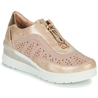 Sko Dame Lave sneakers Stonefly CREAM 31 Pink