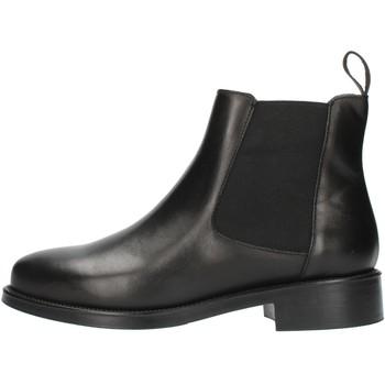 Sko Dame Høje støvletter Frau 98L3 Black