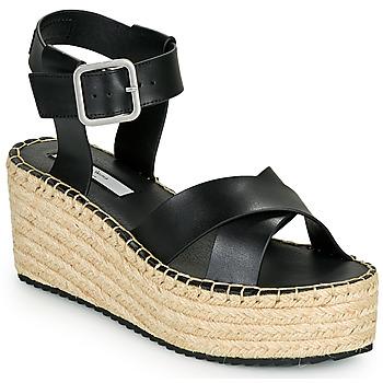 Sko Dame Sandaler Pepe jeans WITNEY ELLA Sort