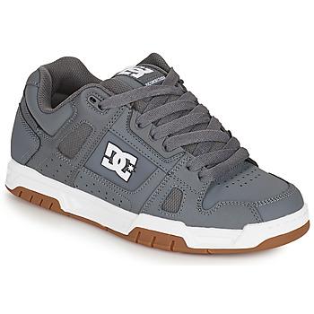 Sko Herre Skatesko DC Shoes STAG Grå / Gummi