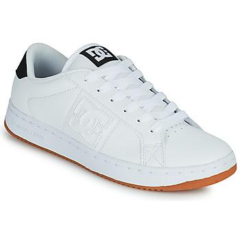 Sko Herre Skatesko DC Shoes STRIKER Hvid / Sort