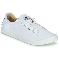 Sko Dame Lave sneakers Roxy BAYSHORE III Hvid