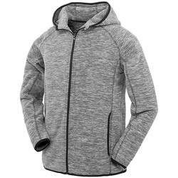 textil Herre Sweatshirts Spiro S245M Grey/Black