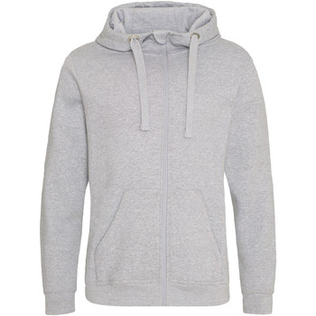 textil Herre Sweatshirts Awdis JH150 Heather Grey