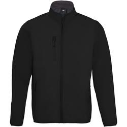 textil Herre Jakker Sols 03090 Black