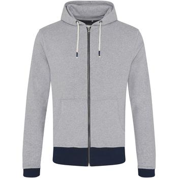 textil Herre Sweatshirts Ecologie EA051 Heather/Navy