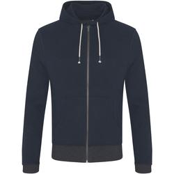 textil Herre Sweatshirts Ecologie EA051 Navy/Charcoal