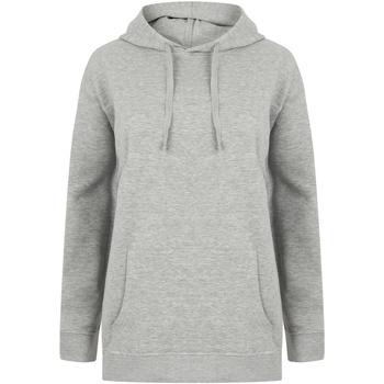 textil Sweatshirts Skinni Fit SF527 Heather Grey