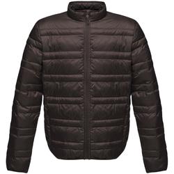 textil Herre Dynejakker Regatta RG119 Black/Black