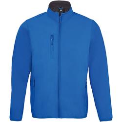 textil Herre Vindjakker Sols 03090 Royal Blue