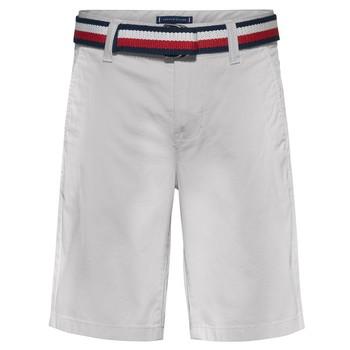 textil Dreng Shorts Tommy Hilfiger FORTA Hvid