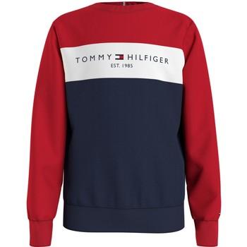 textil Dreng Sweatshirts Tommy Hilfiger KB0KB06596-0SM Flerfarvet