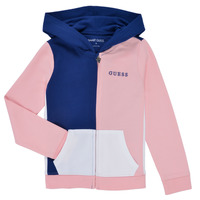 textil Pige Sweatshirts Guess K1RQ00-KA6R0-F672 Hvid / Pink