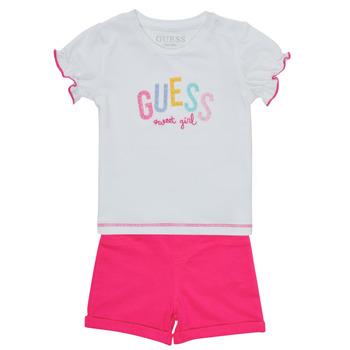 textil Pige Sæt Guess A1GG07-K6YW1-TWHT Flerfarvet