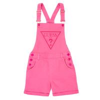 textil Pige Buksedragter / Overalls Guess J1GK12-WB5Z0-JLPK Pink