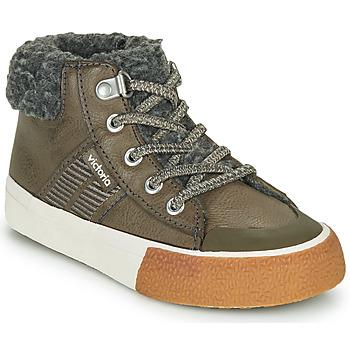 Sko Lave sneakers Victoria Tribu Hvid