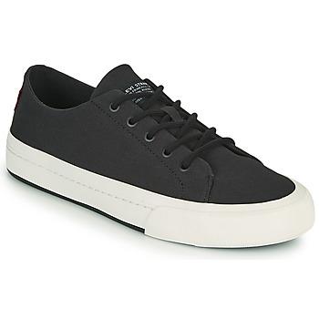 Sko Herre Lave sneakers Levi's SUMMIT LOW Sort