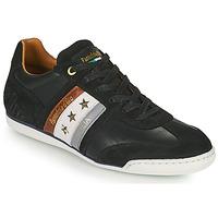 Sko Herre Lave sneakers Pantofola d'Oro IMOLA UOMO LOW Sort