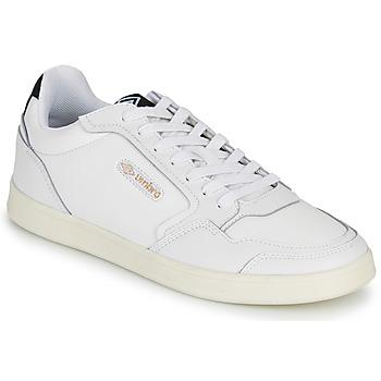 Sko Herre Lave sneakers Umbro KYLER Hvid / Sort