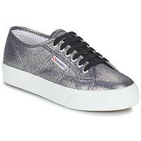 Sko Dame Lave sneakers Superga 2730 LAMEW Sølv