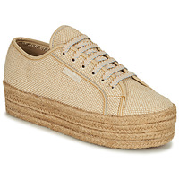 Sko Dame Lave sneakers Superga 2790 JUTECOTROPEW Beige