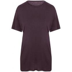 textil Herre T-shirts m. korte ærmer Ecologie EA002 Wild Mulberry