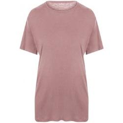 textil Herre T-shirts m. korte ærmer Ecologie EA002 Dusty Pink