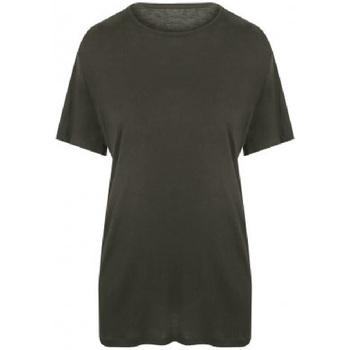 textil Herre T-shirts m. korte ærmer Ecologie EA002 Fern Green
