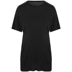 textil Herre T-shirts m. korte ærmer Ecologie EA002 Jet Black
