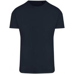 textil Herre T-shirts m. korte ærmer Ecologie EA004 French Navy