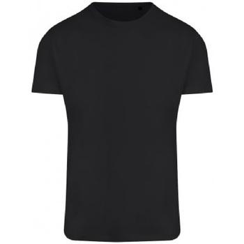 textil Herre T-shirts m. korte ærmer Ecologie EA004 Jet Black