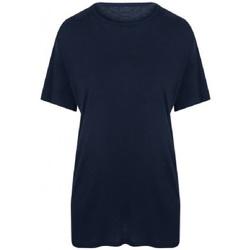 textil Herre T-shirts m. korte ærmer Ecologie EA002 Navy