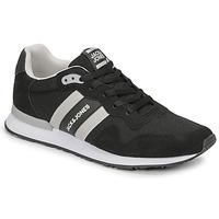 Sko Herre Lave sneakers Jack & Jones JFW STELLAR MESH 2.0 Sort / Hvid