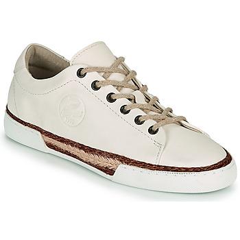 Sko Dame Lave sneakers Pataugas LUCIA/N F2G Beige