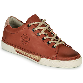 Sko Dame Lave sneakers Pataugas LUCIA/N F2G Terrakotta