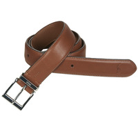 Accessories Herre Bælter Polo Ralph Lauren S BAR DRS BT-CASUAL-SMOOTH LEATHER Brun