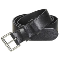 Accessories Herre Bælter Polo Ralph Lauren OFFC PLQ RLR-CASUAL-SMOOTH LEATHER Sort