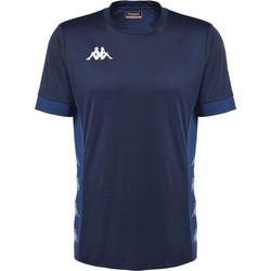 textil T-shirts m. korte ærmer Kappa Maillot  dervio violet