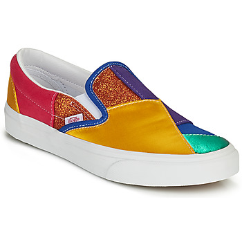 Sko Slip-on Vans CLASSIC SLIP ON Flerfarvet