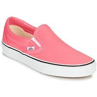 Sko Dame Slip-on Vans CLASSIC SLIP ON Pink