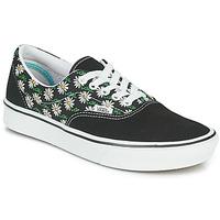 Sko Dame Lave sneakers Vans COMFYCUSH ERA Sort / Hvid