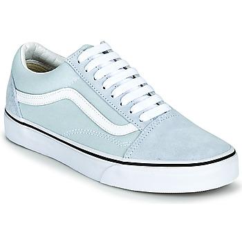 Sko Lave sneakers Vans OLD SKOOL Blå