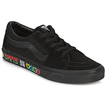 Sko Høje sneakers Vans SK8 LOW Sort