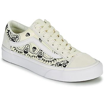 Sko Lave sneakers Vans STYLE 36 Beige / Sort