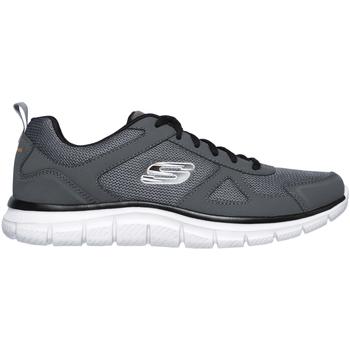 Sko Herre Sneakers Skechers 52631 Grå